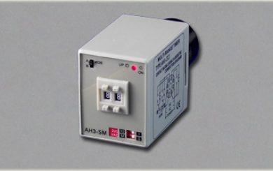 拔码式时间继电器,AH3-SM,mode A